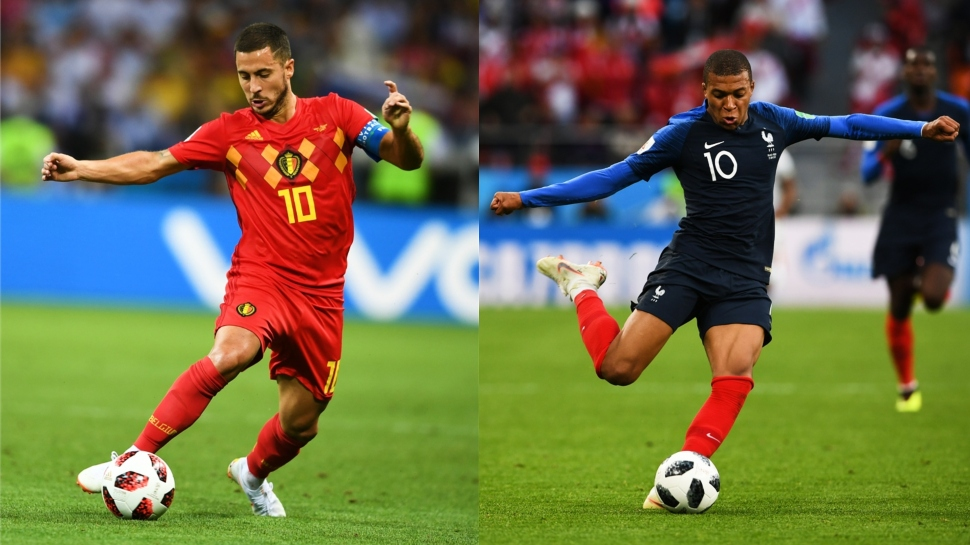 France vs Belgium: Final before the final