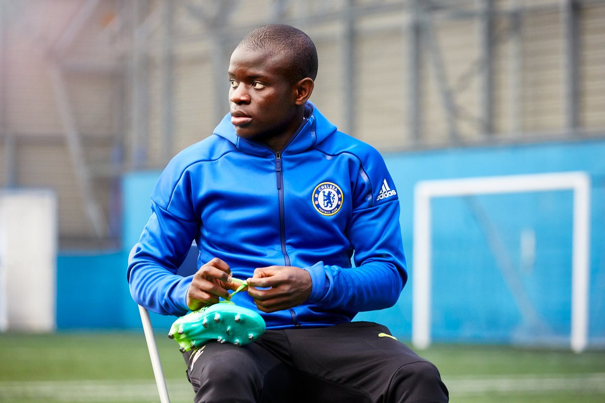 Chelsea to make N'Golo Kanté highest earner with new £290k per week deal