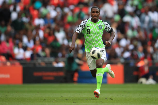 Ighalo set to resume training with Chinese club after World Cup break