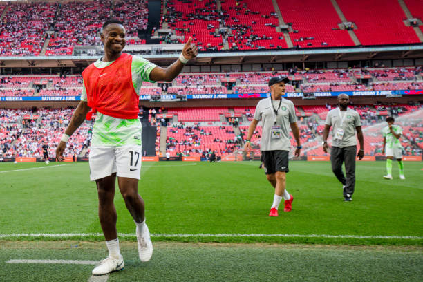 Onazi thanks Nigerians for Eagles' support in Russia