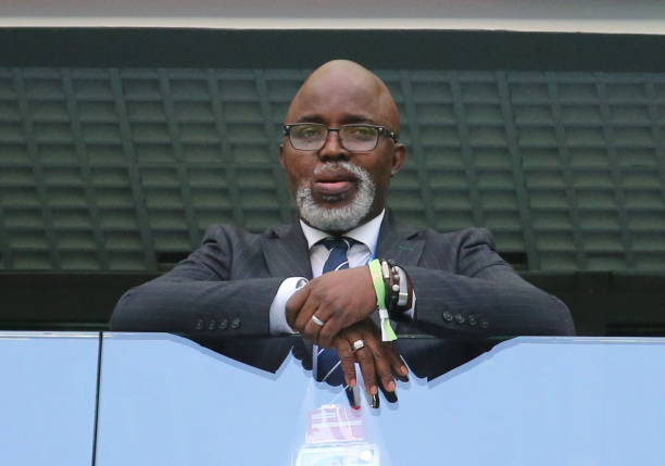 CAF: Amaju Pinnick replaces Ntantakyi as new 1st Vice President