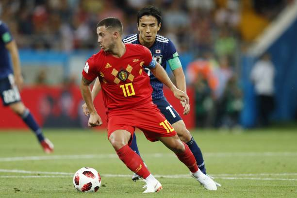 Belgium knock Japan out of World Cup with late Chadli goal