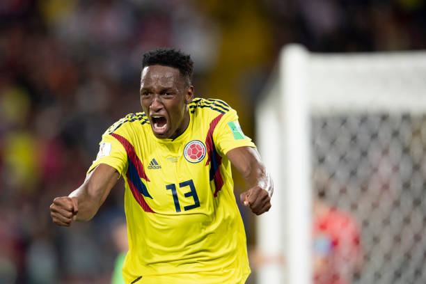 Liverpool lining up deal to sign Colombia defender Yerry Mina