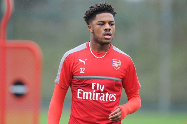 Udeze's former Club PAOK set to sign Arsenal youngster Chuba Akpom