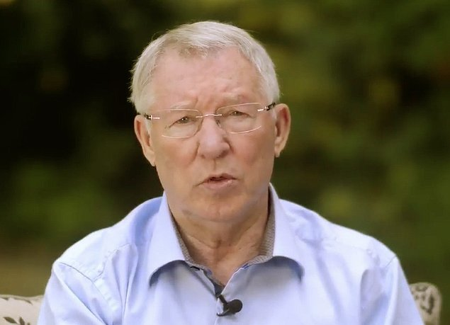Sir Alex Ferguson speaks for first time since undergoing 'Emergency' Brain Surgery