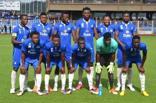 Enyimba relocate to Port Harcourt ahead of Williamsville clash