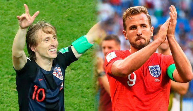 Croatia vs England: Who will face France in Sunday's World Cup Final?