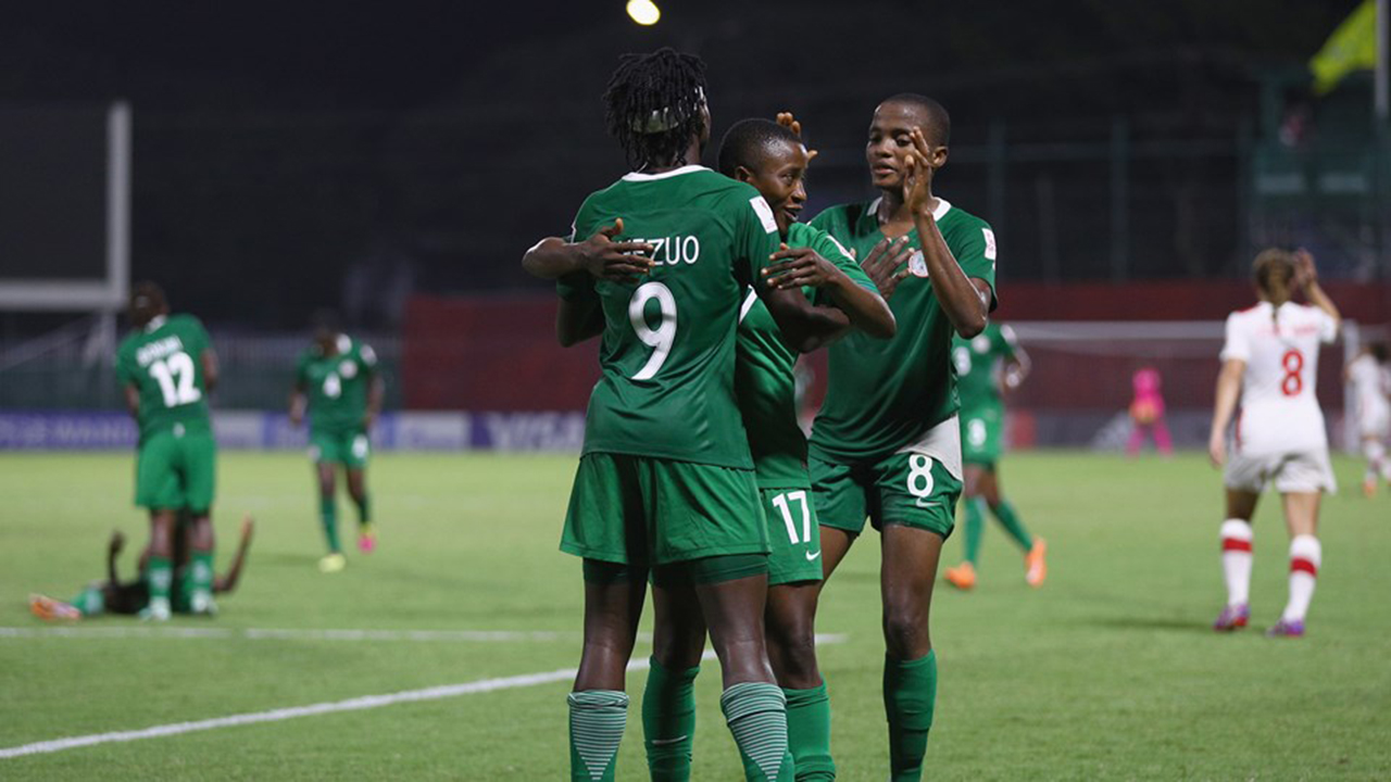 Falconets beat Austrian side FC Wacker Innsbruck 4-0 in Pre-World Cup Friendly