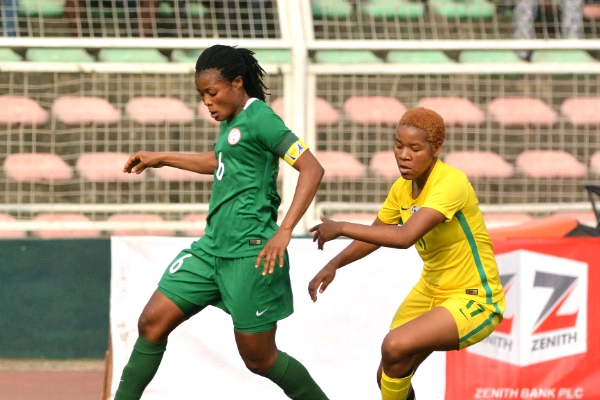 U-20 Women W/Cup: Skipper 'Kemi Abiodun confident of Falconets success in France