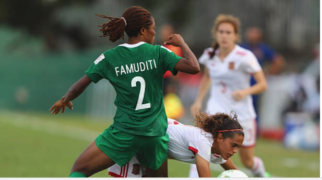 Falconets Skipper 'Kemi Famuditi calls for more Support ahead of World Cup