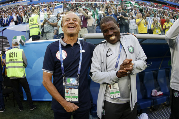 NFF announces return of Salisu Yusuf, thanks Imama for services as Olympic Eagles Coach