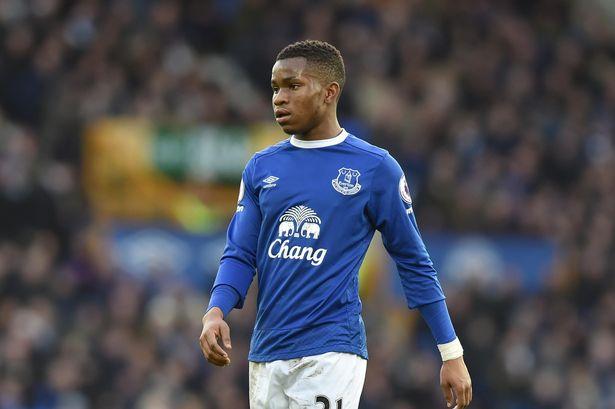 Everton reject Leipzig's £12m bid for Nigeria-born Ademola Lookman
