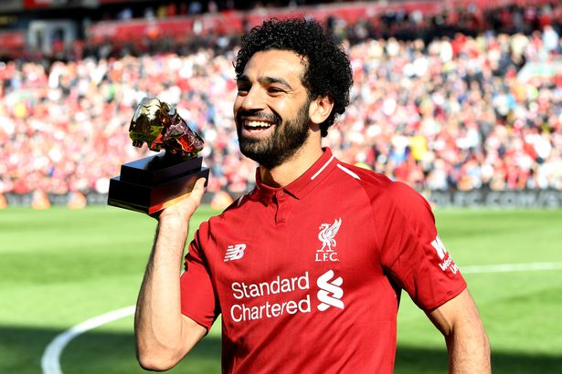 BREAKING: Mo Salah signs new five-year Liverpool contract