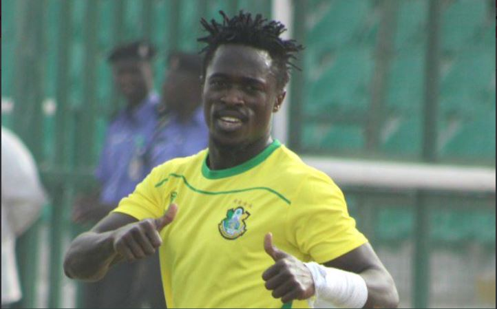 Top scorer Award earned me Espérance move – Lokosa