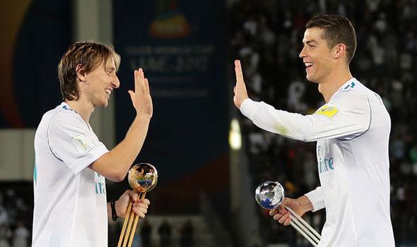 Ronaldo vs Modric: who deserves the 2018 FIFA Balon d'Or?