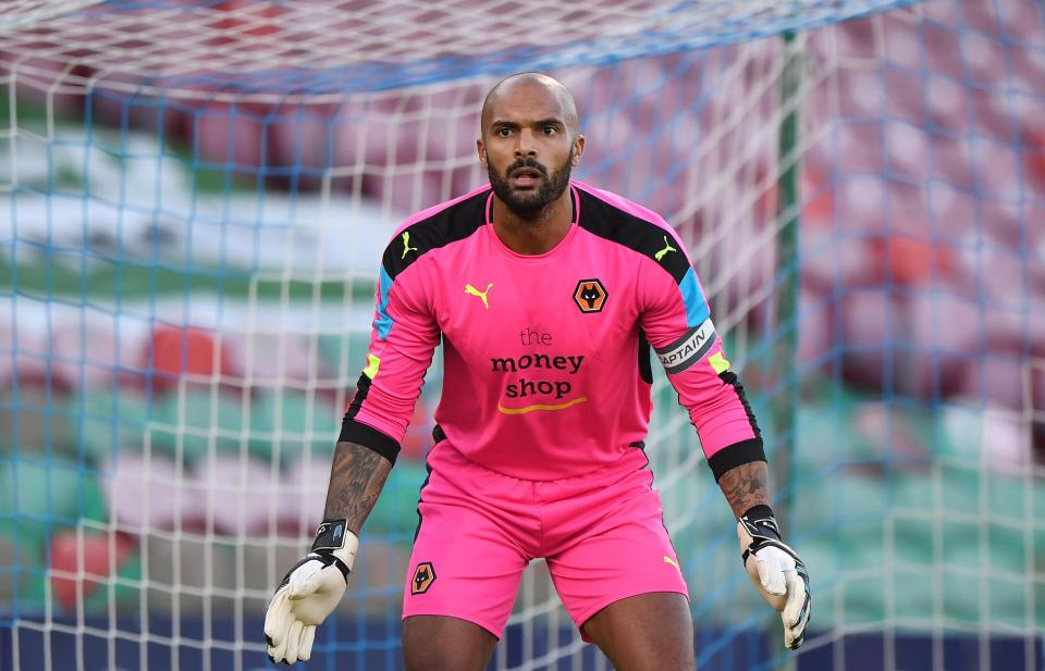 Carl Ikeme to be Offered Super Eagles Coaching Role