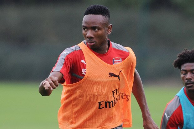 Nwakali Completes Permanent Switch To Huesca From Arsenal