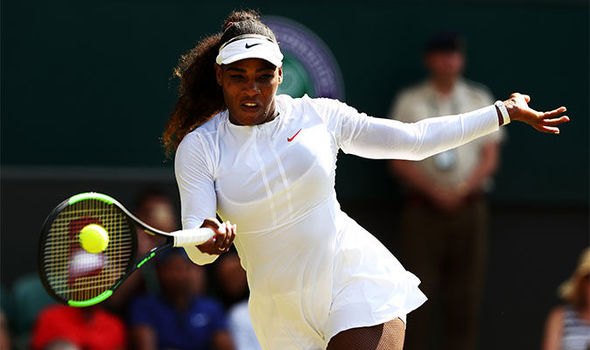 Wimbledon Open: Serena Williams battles through to fourth round