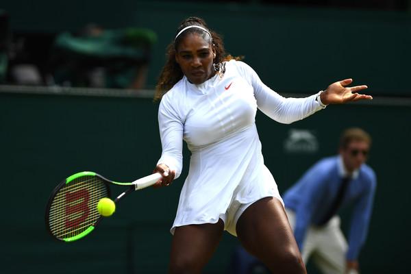 Wimbledon Open: Serena Williams advances into quarter-finals