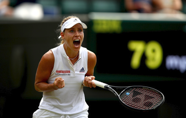 Angelique Kerber through to Wimbledon Final… awaits Serena or Goerges