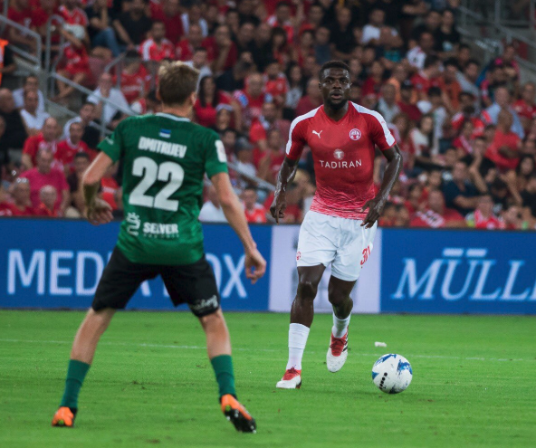 John Ogu's Hapoel Be'er Sheva on course for UCL Group Stage ticket