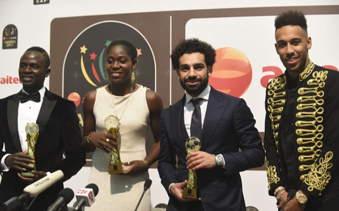 Dakar, Not Lagos to host 2018 African Player of the Year Award Night