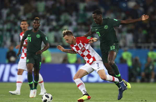 """Father of Super Eagles Striker urges him to Move to """"Bigger Team"""""""