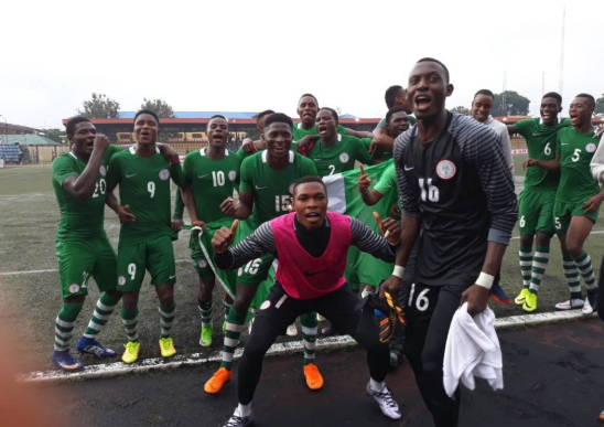 ₦500k per goal Reward Motivated Flying Eagles victory vs Minnows Mauritania