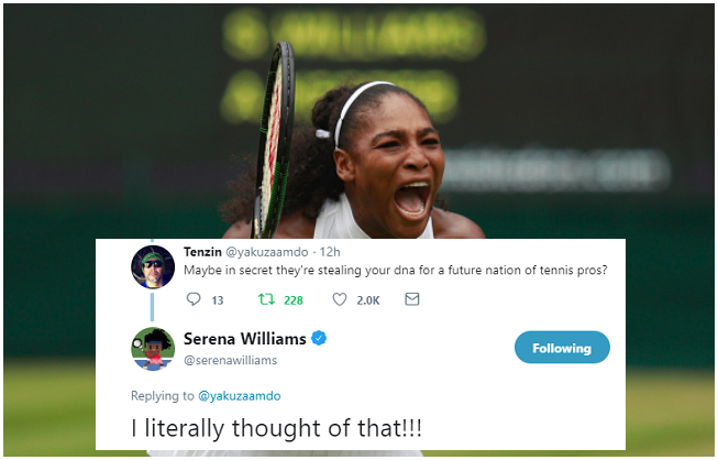 Conspiracy! Fans fear Serena Williams could be Cloned following random WADA Tests