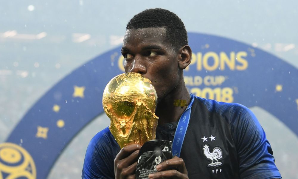 Pogba wants to leave Man United for Juventus return