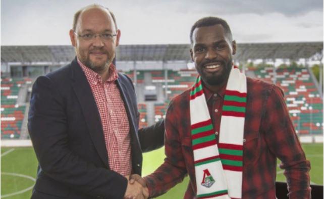 Bryan Idowu joins Lokomotiv Moscow