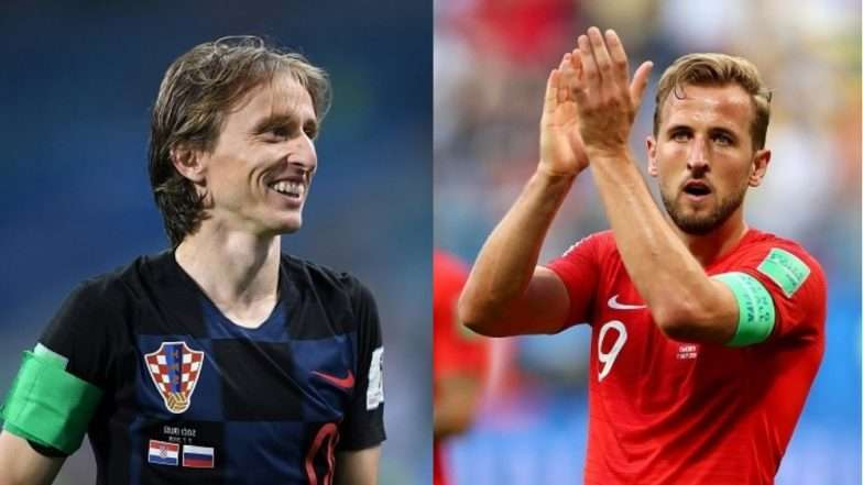 England faces Croatia in World Cup semifinals today