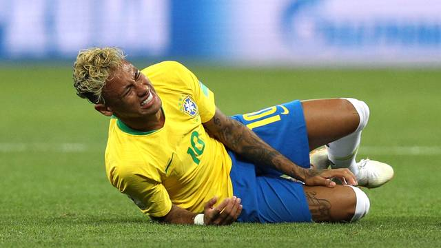 Neymar admits to 'play-acting' reactions at World Cup