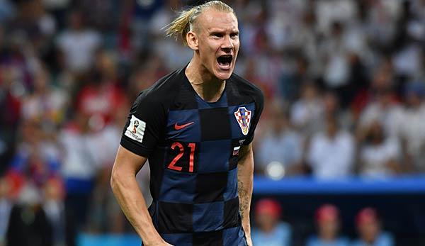 FIFA warns Croatia player Vida over 'Glory to Ukraine!' video