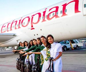Ethiopian Airlinebn