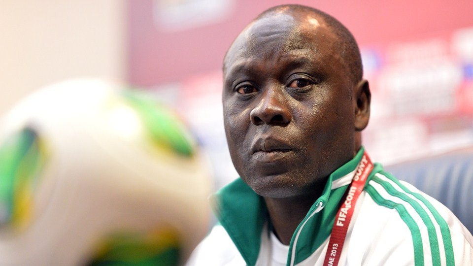 Manu Garba, Eaglets Coaches cry out over unpaid allowances