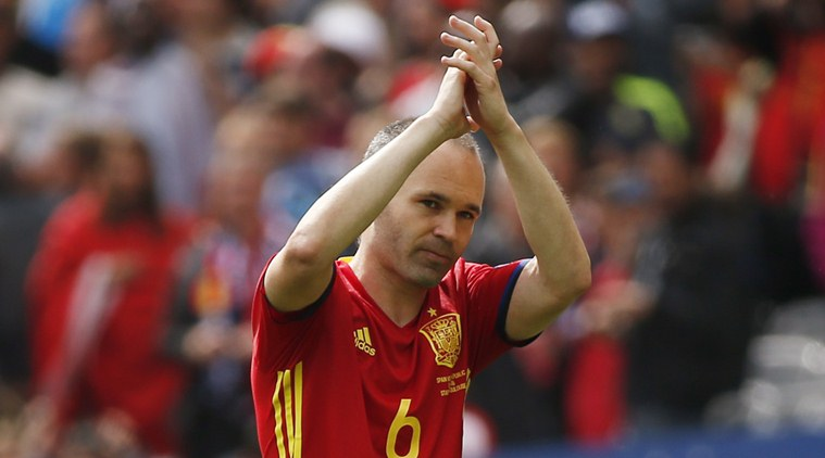 Spain Legend Andres Iniesta Retires from International Football