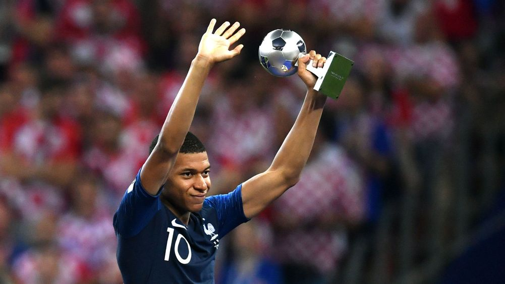 Mbappe to donate $738,000 World Cup earnings to charity