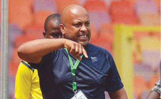 Flying Eagles Boss Aigbogun quits as Enyimba Coach, Abd'allah to take charge