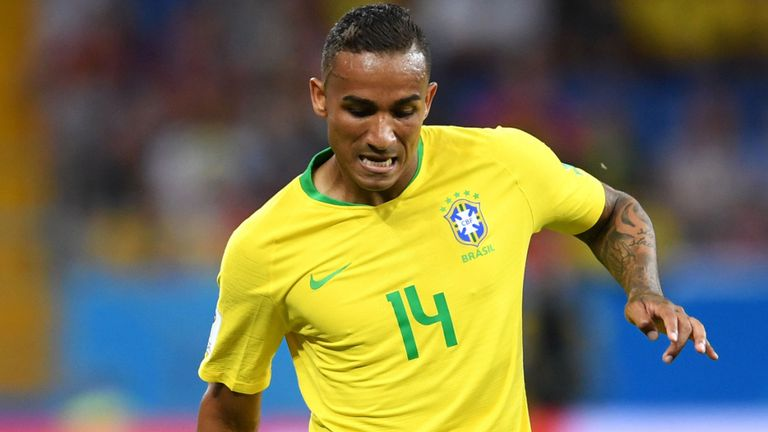 Injury Blow for Tite! Brazil star Danilo ruled out of World Cup