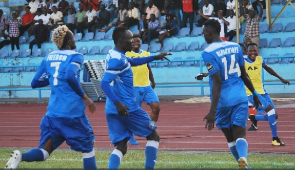 Enyimba 1-0 Williamsville: People's Elephant beat CIV's Williamsville to go Top of Group C