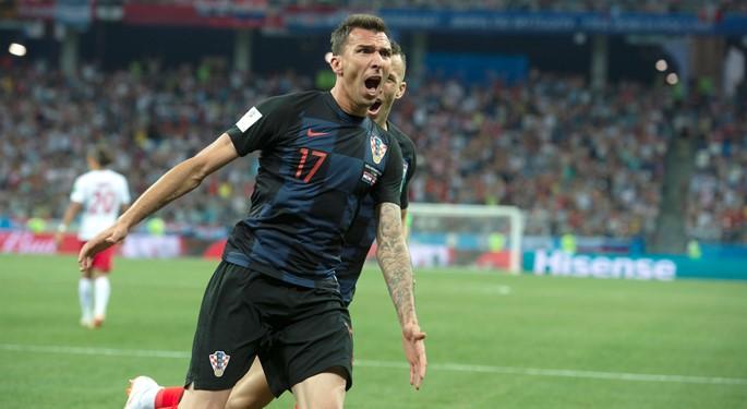 Croatia World Cup star Mario Mandžukić Retires from International Football