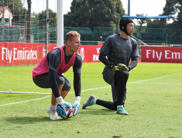 Petr Cech vs Bernd Leno: Who should be No. 1 for Arsenal this Season?