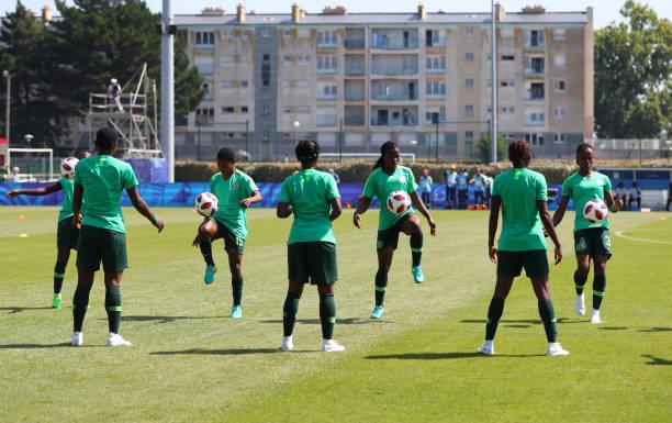 U-20 Women's W/Cup: Falconets battle Haiti today in a must win encounter