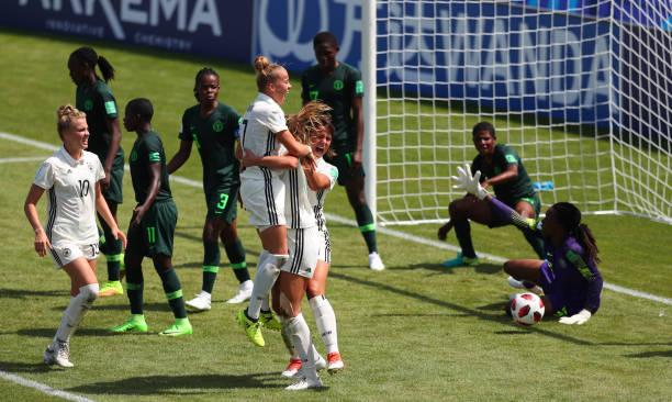 U-20 Women W/Cup: Germany beat Falconets 1-0 in Group D Opener