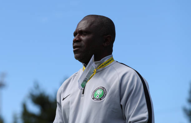 Danjuma confident of Falconets progression despite 'Unimpressive' 1-0 win over Haiti
