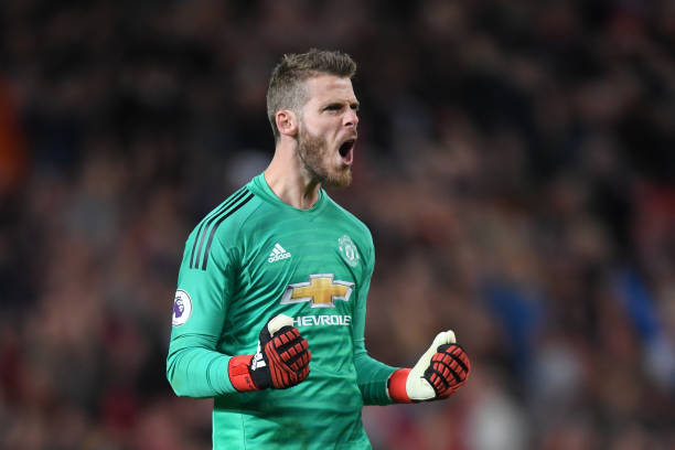 David De Gea set to sign New Manchester United contract