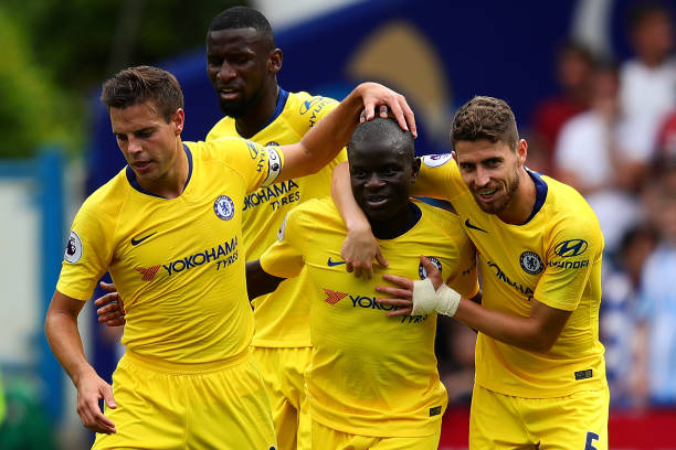 Maurizio Sarri off to perfect start as Chelsea beat Huddersfield 3-0