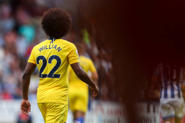 I would have left if Conte stayed Chelsea Manager – Willian