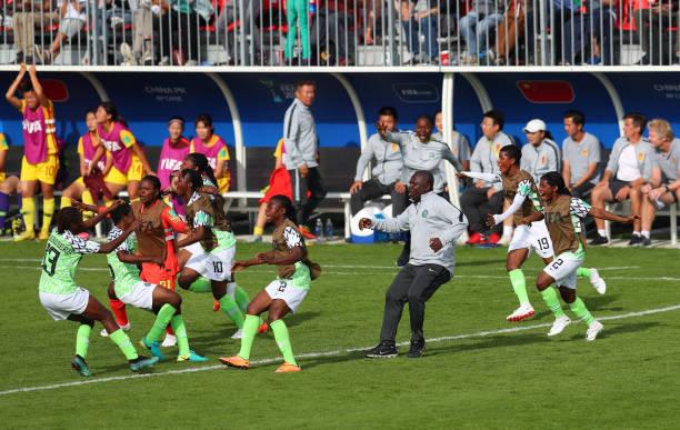 China 1-1 Nigeria: Ajibade scores dramatic last minute equalizer to send Falconets into quarterfinals
